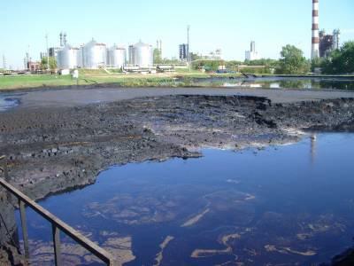 Рекультивация нефтезагрязнённых грунтов